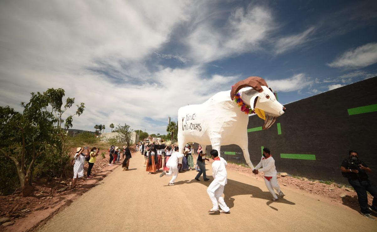"""Arranca el Festival del Mole de Caderas; Oaxaca va por la """"denominación de origen"""": Turismo"""