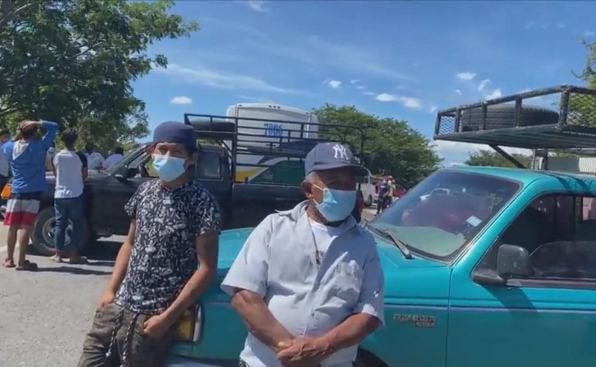 Pescadores de 19 cooperativas toman oficinas de Bienestar y Seder en Istmo de Oaxaca