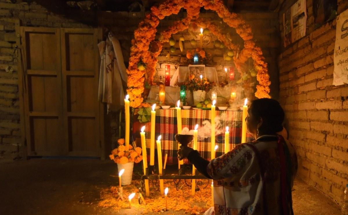Suspenden la tradicional Alumbrada de Día de Muertos en Santa María Atzompa, Oaxaca