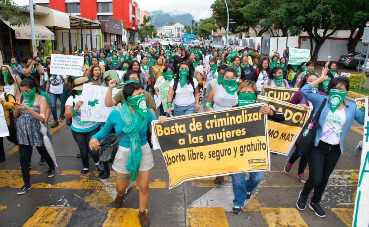 Entra en vigor reforma que garantiza acceso al aborto en sistema de Salud de Oaxaca