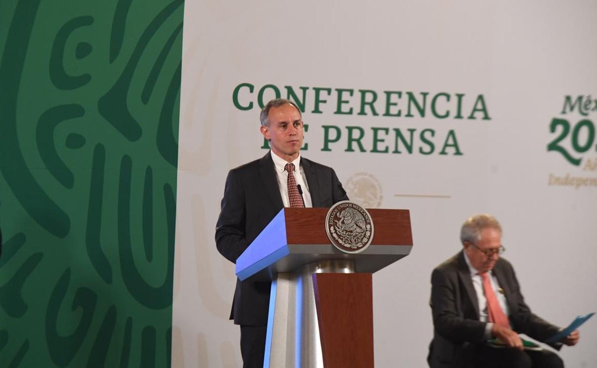 Campaña de vacunación contra la influenza, a partir del 3 de noviembre: López-Gatell