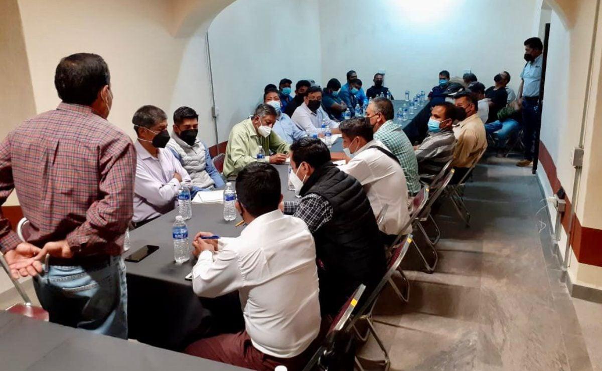 Con operativo de la Guardia Nacional, deslindarán límites entre comunidades de Oaxaca y Guerrero para conciliar conflicto agrario