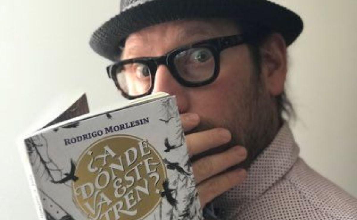Explora Rodrigo Morlesin mundos mágicos en su nuevo libro '¿A dónde va este tren?'