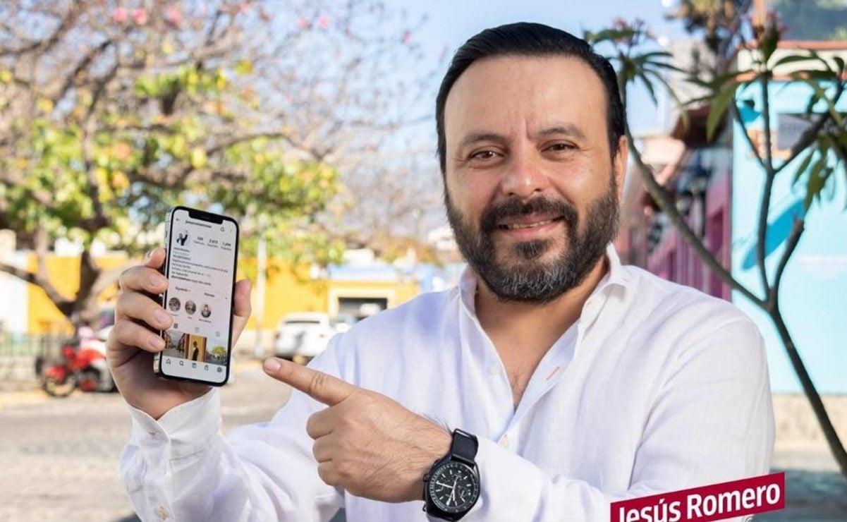 De 9 mil pesos, la multa del TEEO a Jesús Romero, excandidato por la ciudad de Oaxaca