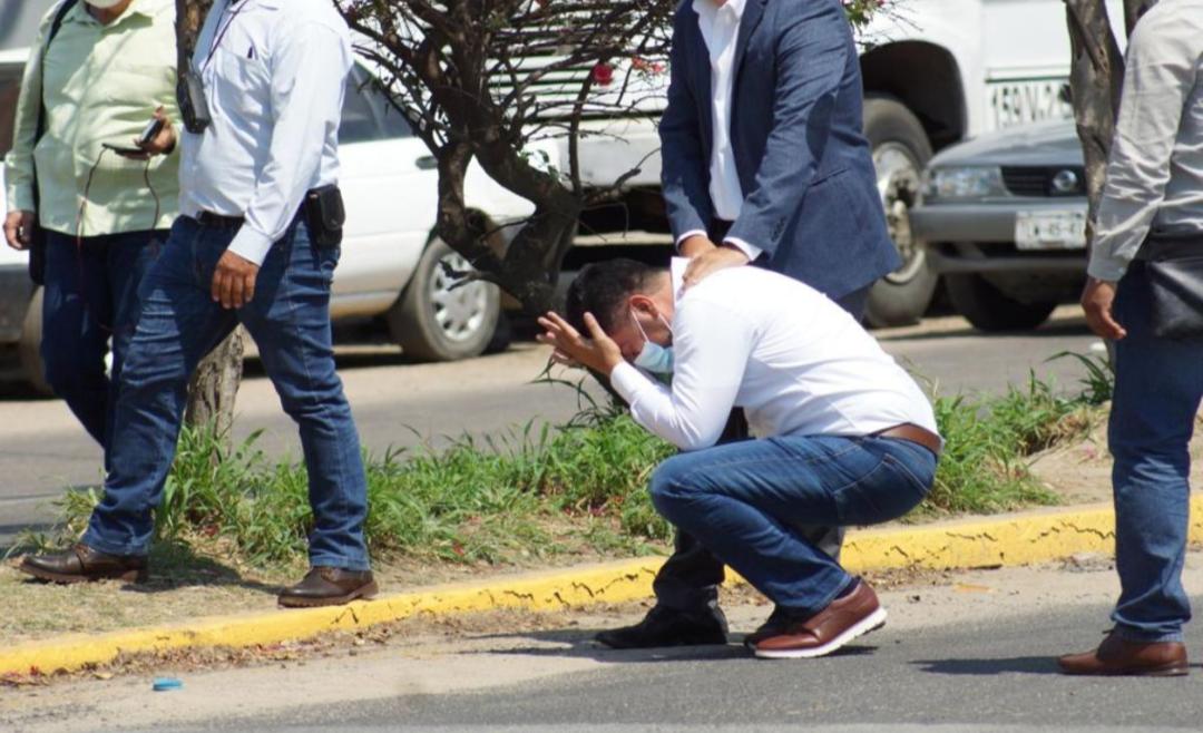 Detiene fiscalía de Oaxaca a probable asesino del exedil de Ejutla, Leonardo Díaz Cruz