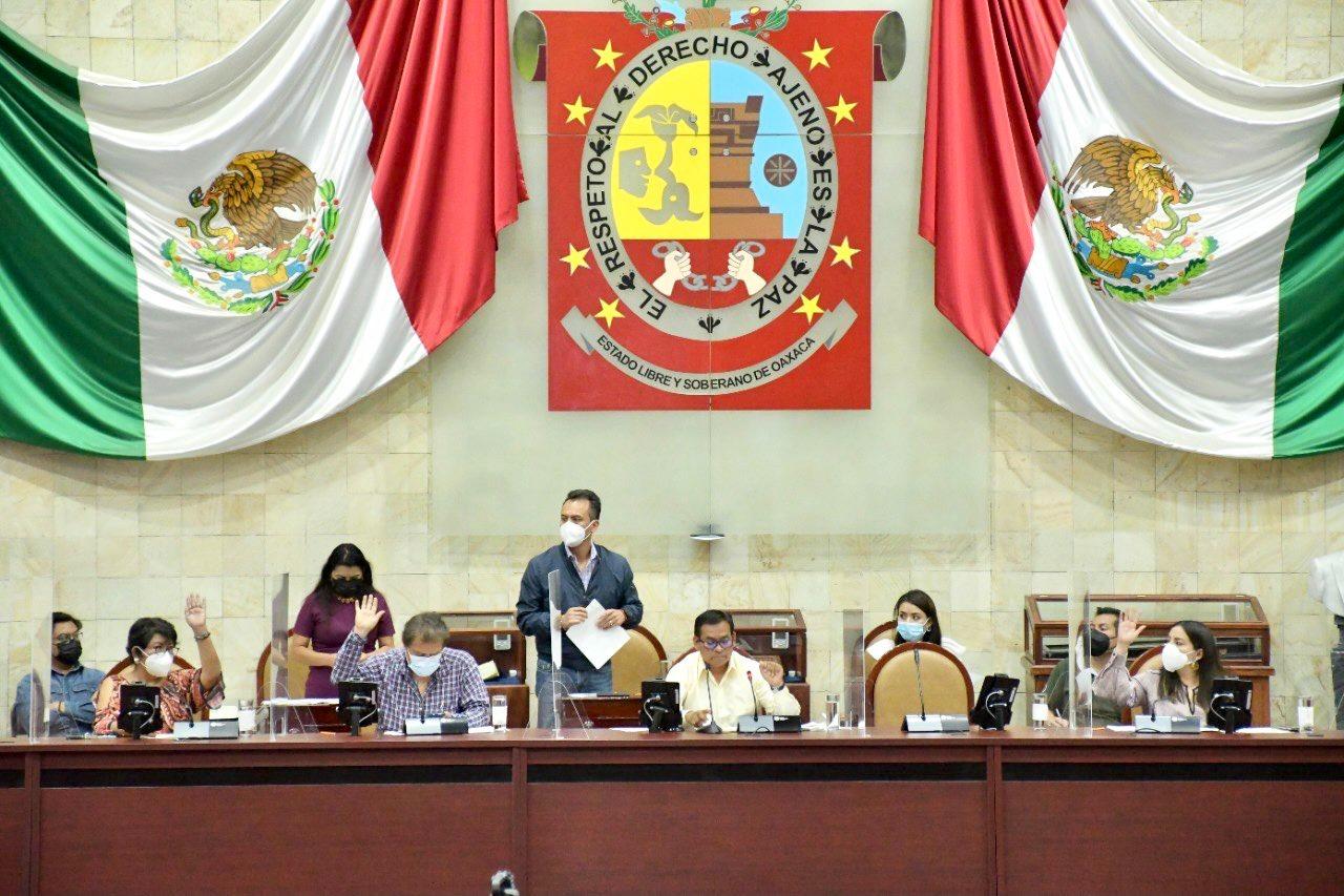 Nombrará Congreso de Oaxaca a 5 comisionados del nuevo órgano de transparencia