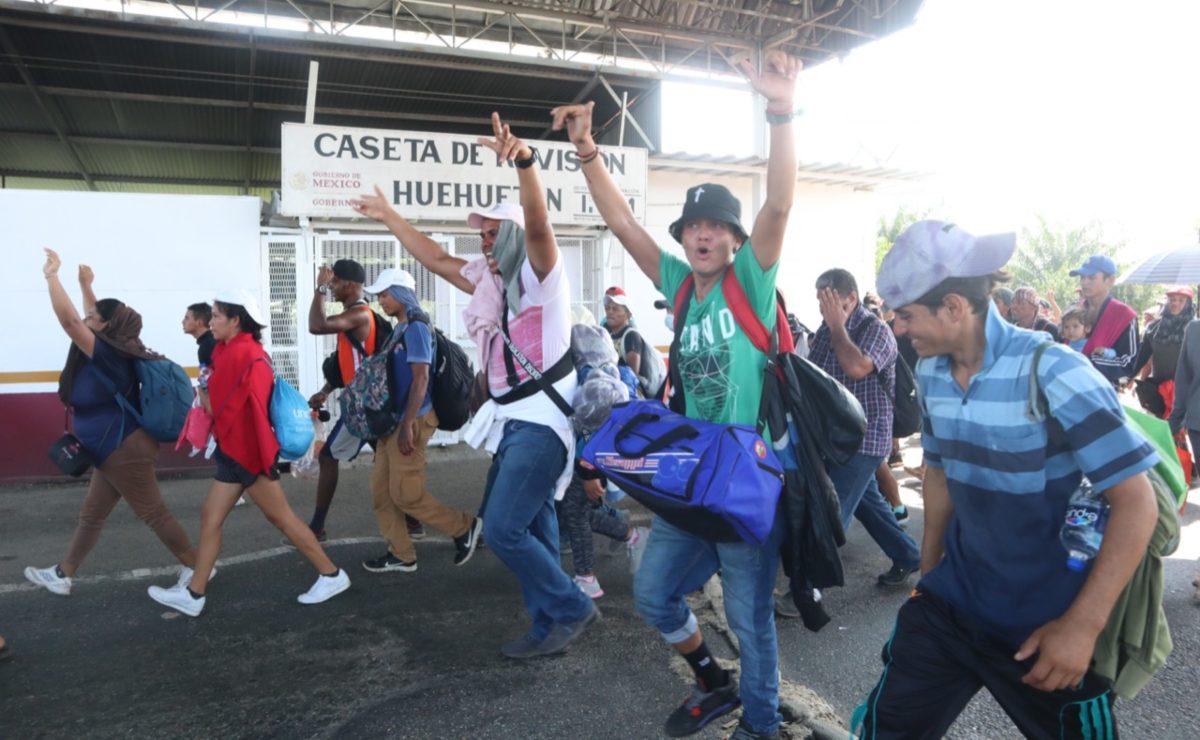 Corrupción disparó crisis migratoria en frontera sur, dice Solalinde; esperan llegada de nueva caravana a Oaxaca