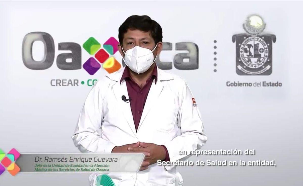 Hospitales de Oaxaca, al 35% de ocupación; van 306 menores con comorbilidades vacunados contra Covid