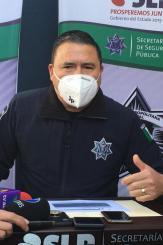 Secretario de Seguridad es intubado por Covid-19