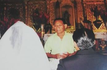 Tras muerte de Ta Mariano, último xuaana' antiguo de Juchitán, rescatan ritual de casamiento zapoteco