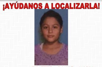 Juliette, de 12 años, desapareció en Unión Hidalgo, Oaxaca; su familia pide auxilio para localizarla