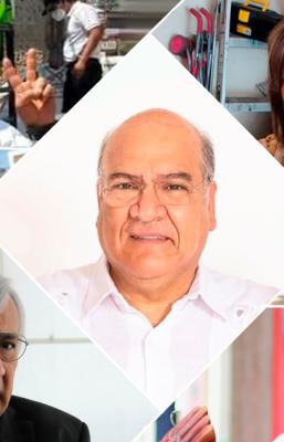 ¿Quiénes son los candidatos a la presidencia municipal de Oaxaca de Juárez?