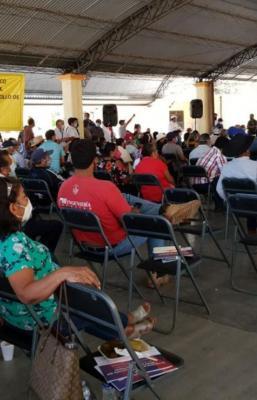 Ixtepec, comunidad zapoteca de Oaxaca, aprueba segundo parque industrial del Corredor Interoceánico