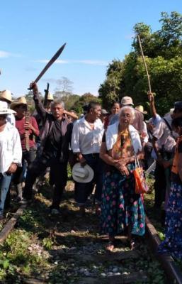 """Reconoce 4T resistencias """"legítimas"""" al Interoceánico en Oaxaca; se ha amarrado 75% de tierras"""