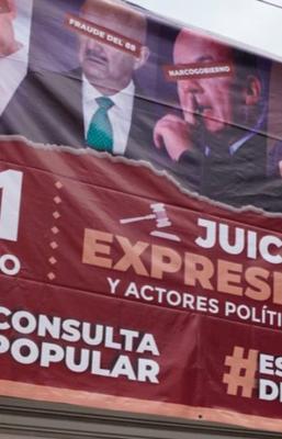 """""""Hay que votar para enjuiciar a expresidentes, pero a ver si sirve"""": oaxaqueños que participarán en consulta"""