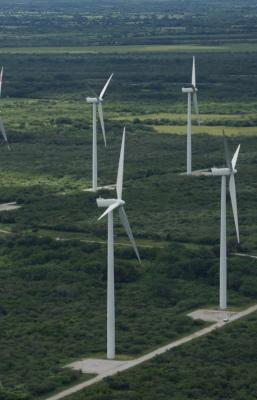 Campesinos de Oaxaca que rentan tierras a eólicas temen daño económico por reforma eléctrica de AMLO
