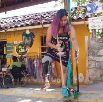 Vivir con discapacidad: En la Costa de Oaxaca enseñan que la inclusión nace desde la comunidad