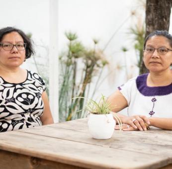 """Claudia confiaba en la 4T y le falló; pedimos justicia"""", dicen hermanas de activista desaparecida en Oaxaca"""