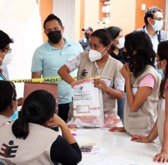 Culmina cómputo de diputados locales en Oaxaca; Morena gana 19 distritos, PRI, PAN y PRD se quedan con 6