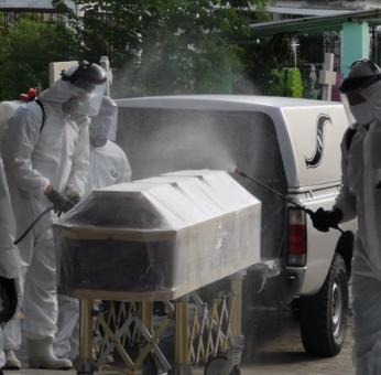 Supera Oaxaca 5 mil muertes ocasionadas por Covid-19, desde el inicio de la pandemia