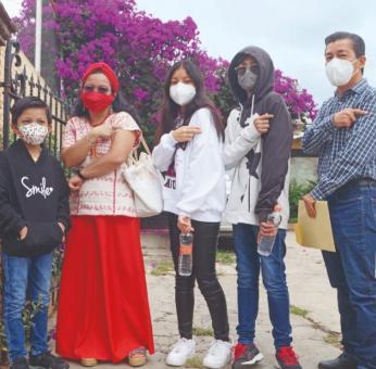 Ensayos clínicos, requisito antes de aplicar vacunas anti-Covid a menores de 18: Red Osmo Oaxaca