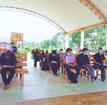 Reconoce Congreso de Oaxaca transparencia comunitaria presente en sistemas normativos indígenas