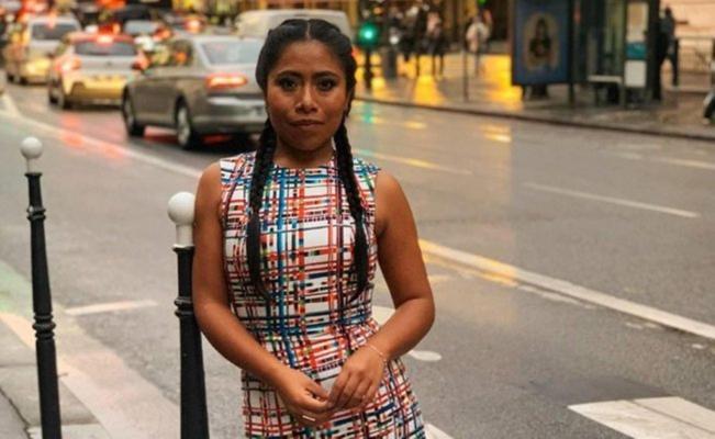 Yalitza Aparicio Deslumbra En Instagram Con Vestido Hecho De