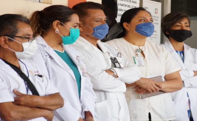 Registra hospital de Tamazulápam Mixe brote comunitario de Covid-19, van 9 casos confirmados