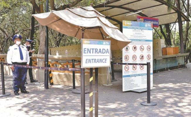 """INAH: """"Turismo no nos presionará para abrir museos y zonas arqueológicas"""""""