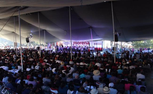 Convocatoria a reunión del Consejo Estatal de Morena viola disposiciones sanitarias, denuncia militante