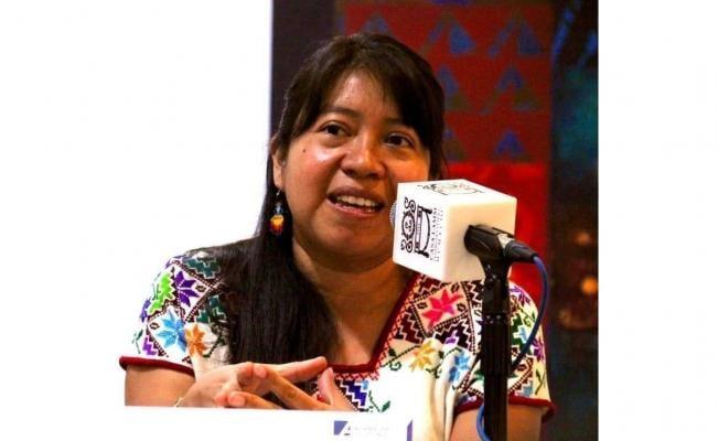 """""""Hay que poner en la agenda a las mujeres indígenas"""": Zenaida Pérez, activista ayuujk"""