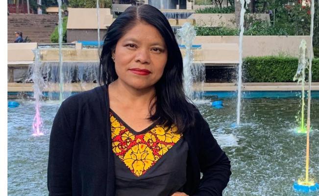 """""""Es hora de velar por trabajo digno para los sectores invisibles"""": Marcelina Bautista"""