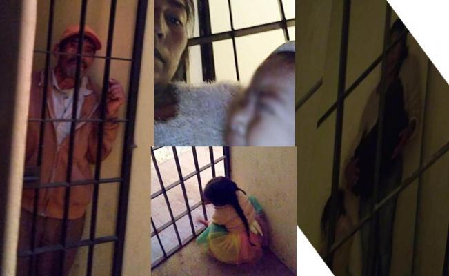 Indagan encarcelamiento de una familia con una niña y un bebé, en San Antonio Huitepec