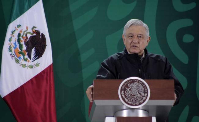 Aún falta conocer con cuánto y quién financió campaña de Peña Nieto: AMLO
