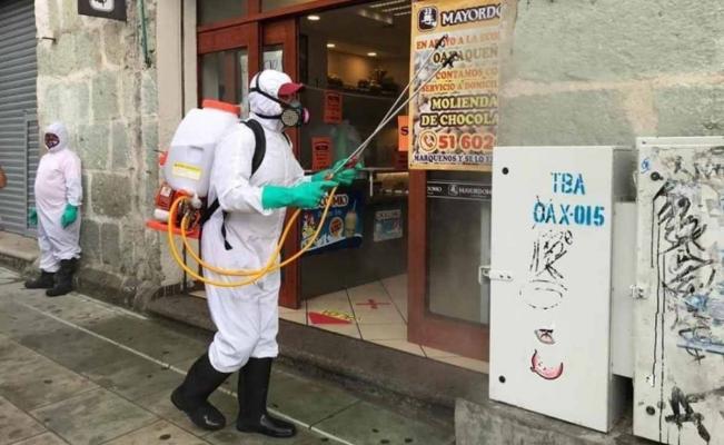 Pega a comerciantes costo de medidas anti-Covid; pagan hasta 2 mil pesos por sanitizar