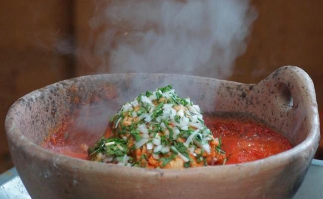 Mä'ätsy, un ritual de la cocina mixe para honrar la abundancia del maíz y alejar el hambre de los hogares