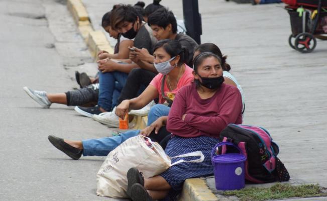 Pandemia de Covid-19 sigue activa en estos 124 municipios de Oaxaca