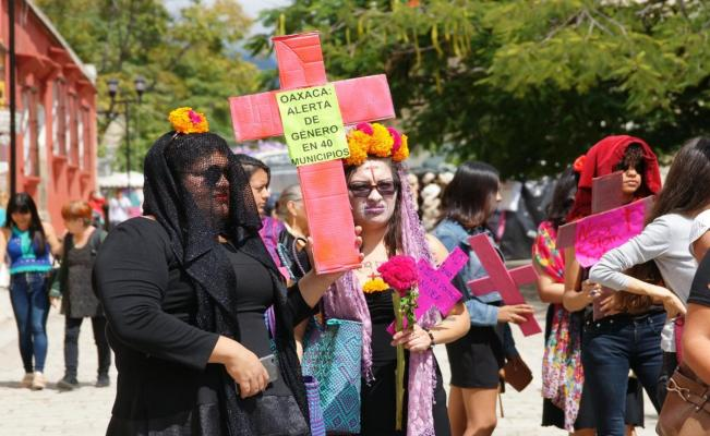 A dos años de la Alerta de Género en Oaxaca, violencia feminicida va en aumento