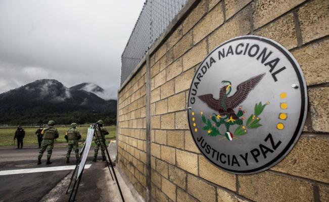 Inician obras para construir Cuartel Avanzado de la Guardia Nacional en Juchitán