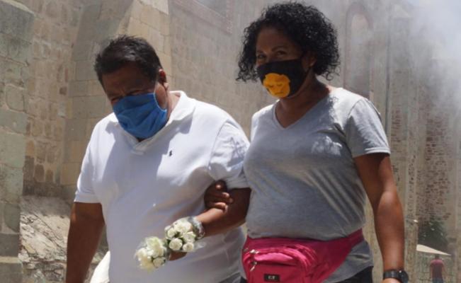 Suman 14 mil 499 contagios por Covid-19 en Oaxaca; registran mil 340 fallecimientos