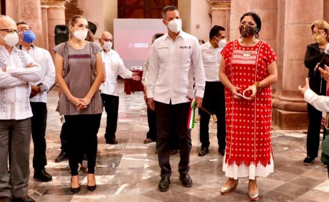 Destinan Secretaría de Cultura federal y estatal más de 5 mdp para impulsar a artistas en Oaxaca