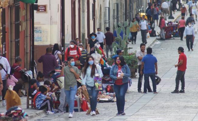 Rebasa Oaxaca los 16 mil contagios por Covid-19; registra mil 420 fallecimientos