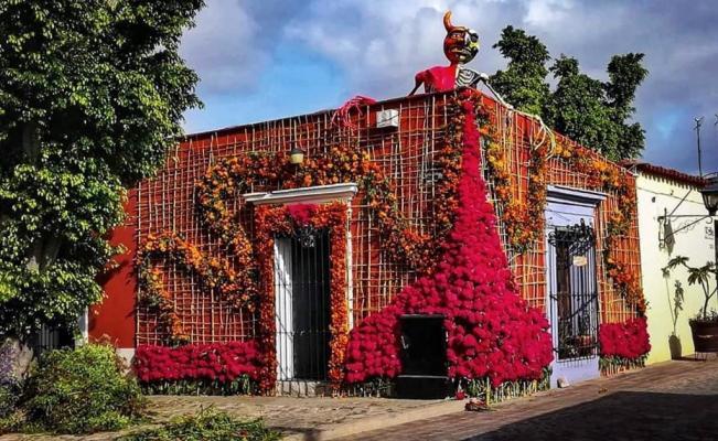 Ante riesgo de contagio de Covid-19, cancela Seculta concurso de fachadas en Jalatlaco