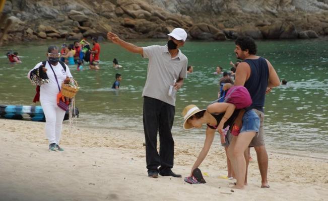 Playas de Oaxaca. Huatulco se mantiene como el destino con menos casos de Covid en México
