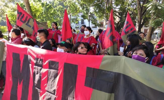 Asesinan a Gabino Ávila, líder triqui en Oaxaca