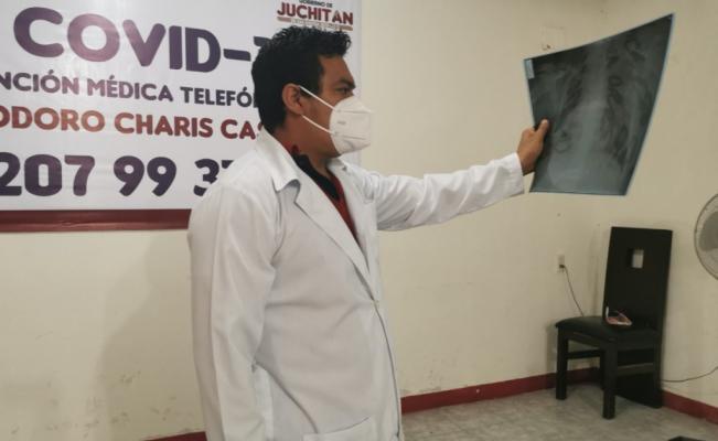 Con protocolos propios, médicos privados de Juchitán salvan del Covid a cientos de vidas