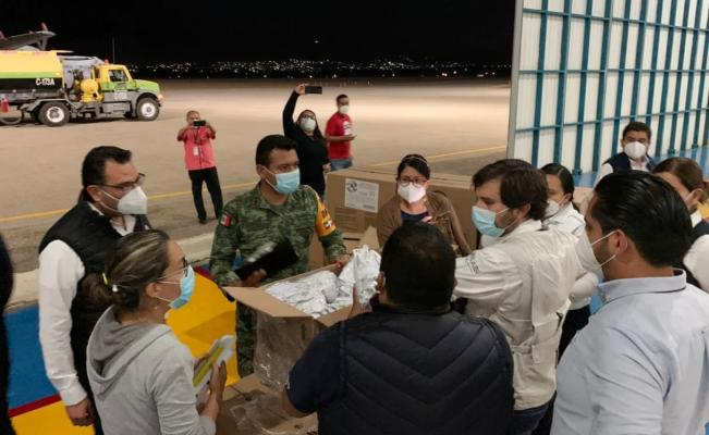 Rebasa Oaxaca 30 mil contagios por Covid-19; hay 773 casos activos de esta enfermedad