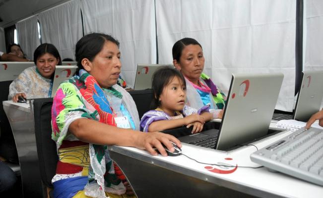 Suprema Corte avala que comunidades indígenas queden excentas de pagar servicio de internet