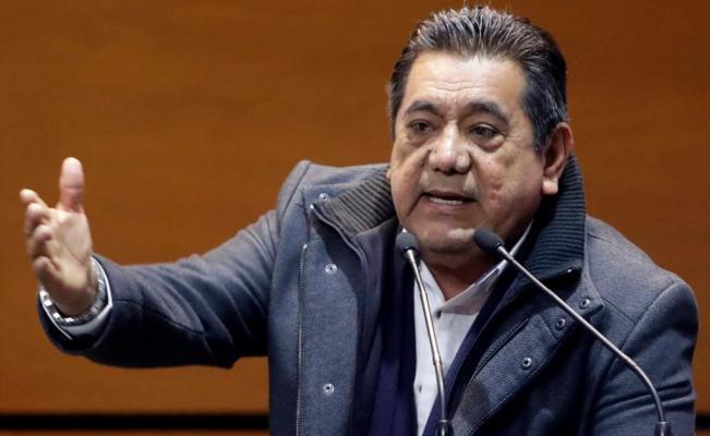 Morena oficializa a Félix Salgado como candidato a gubernatura de Guerrero