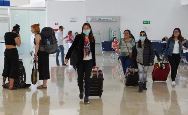 Sin control sanitario, pruebas rápidas de Covid para extranjeros; en Oaxaca es responsabilidad del turista